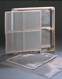 Box Sifter Screens